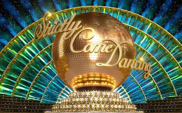 Strictly logo SCD