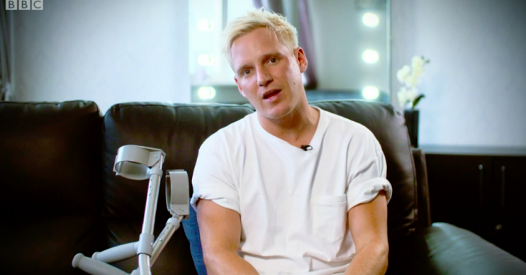 Jamie Laing opens up about leaving Strictly Come dancing