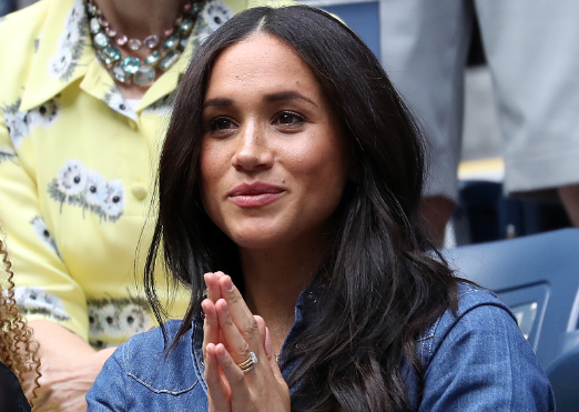 Meghan Markle's sweet tribute to Prince Harry at US open