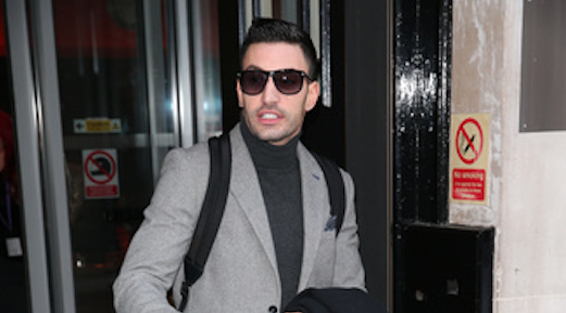 Strictly Come Dancing's Giovanni Pernice stays in after terrifying mugging ordeal
