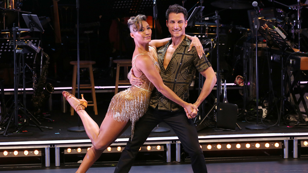 Strictly's Gorka Marquez and Karen Hauer announce UK tour together
