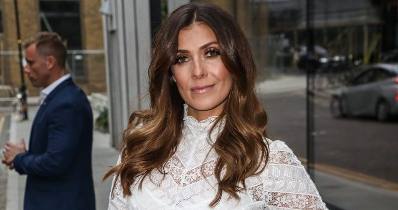 Coronation Street's Kym Marsh demands law change after discovering someone 'impersonating' daughter Polly