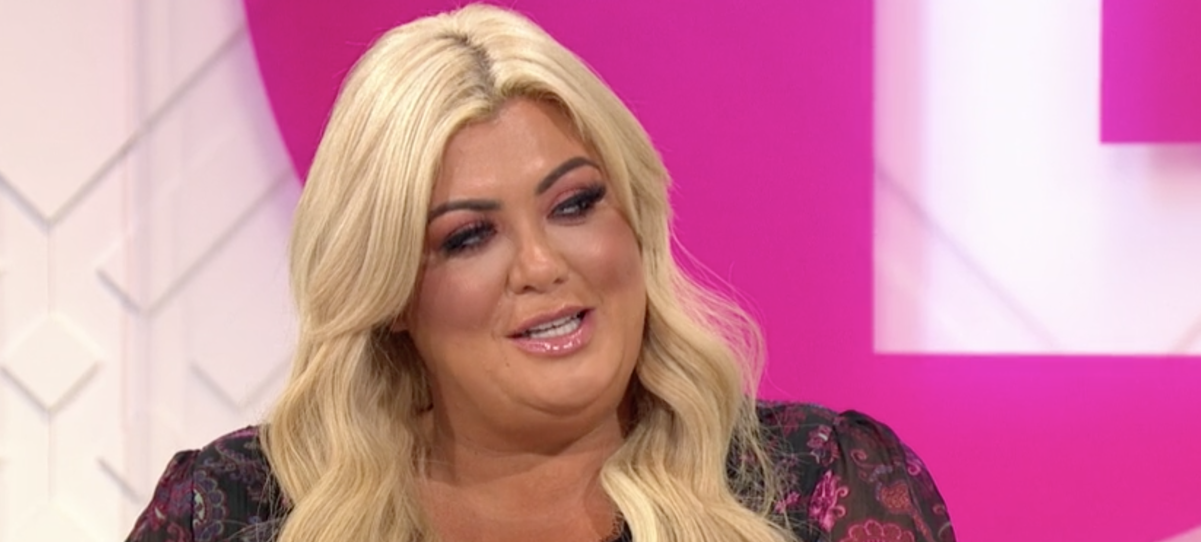 Gemma Collins claims Kelvin Fletcher 'ditched Dancing On Ice' to join Strictly