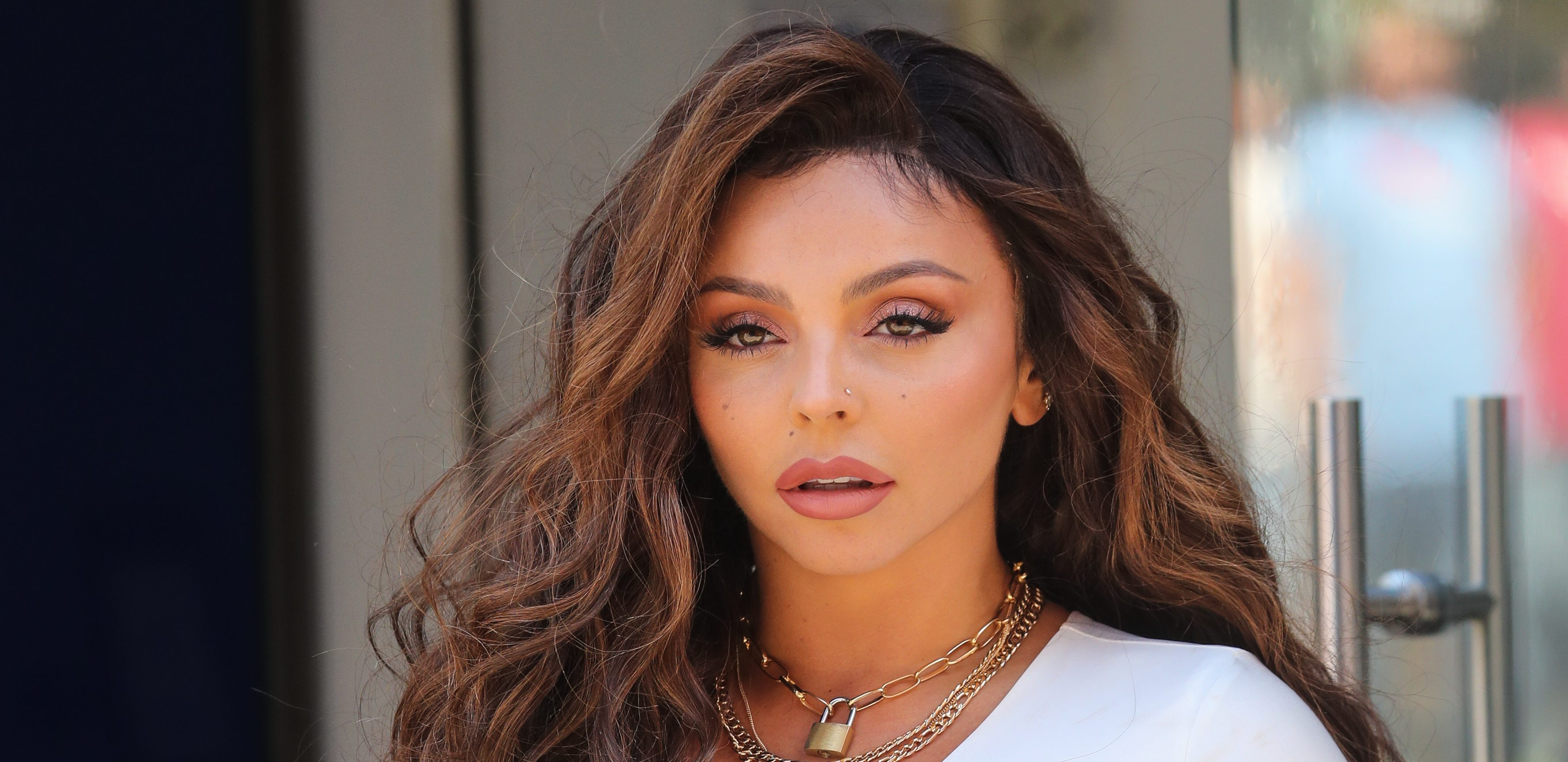 Jesy Nelson describes herself as a fat, ugly rat