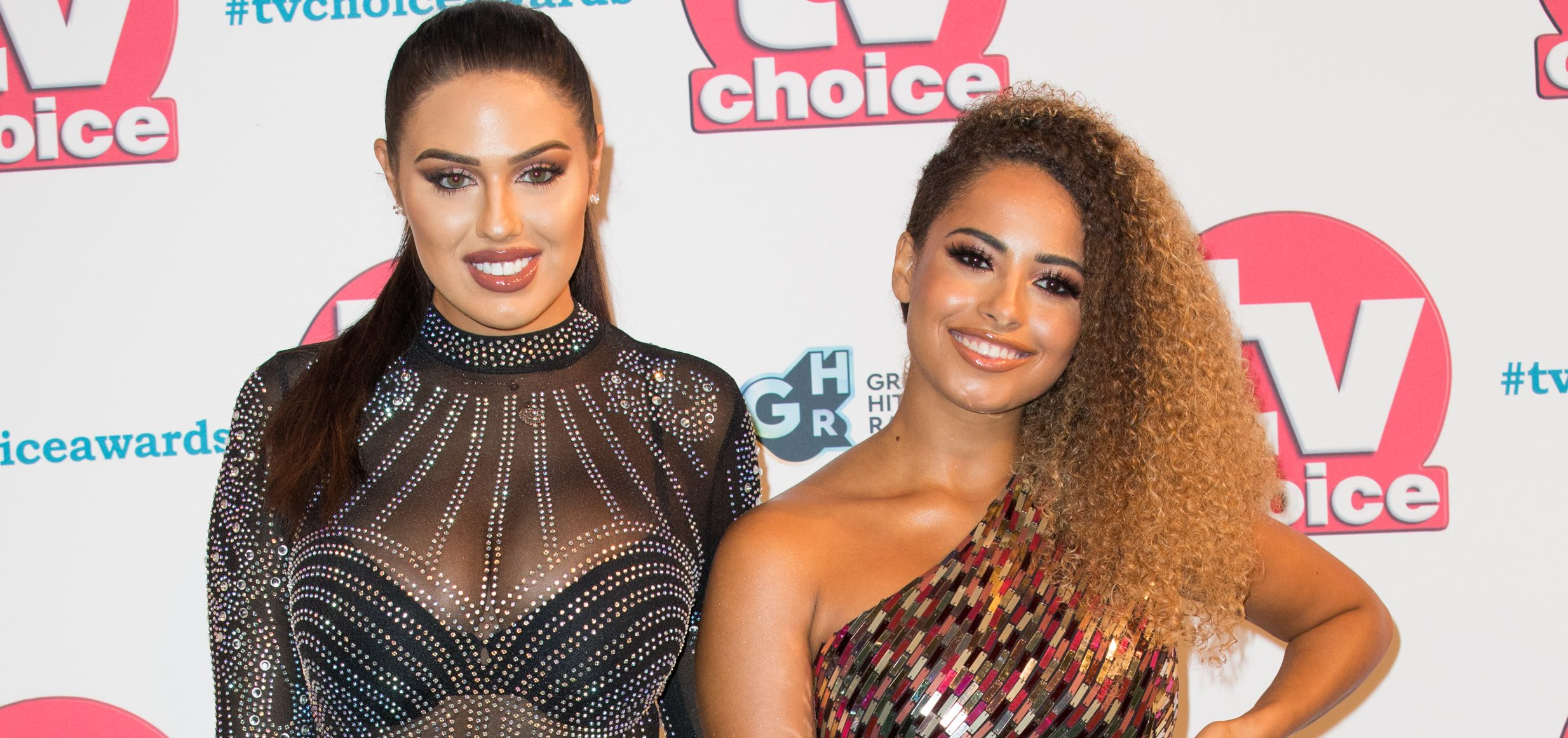 Amber Gill moved in with her Love Island co-star Anna Vakili after heartbreak