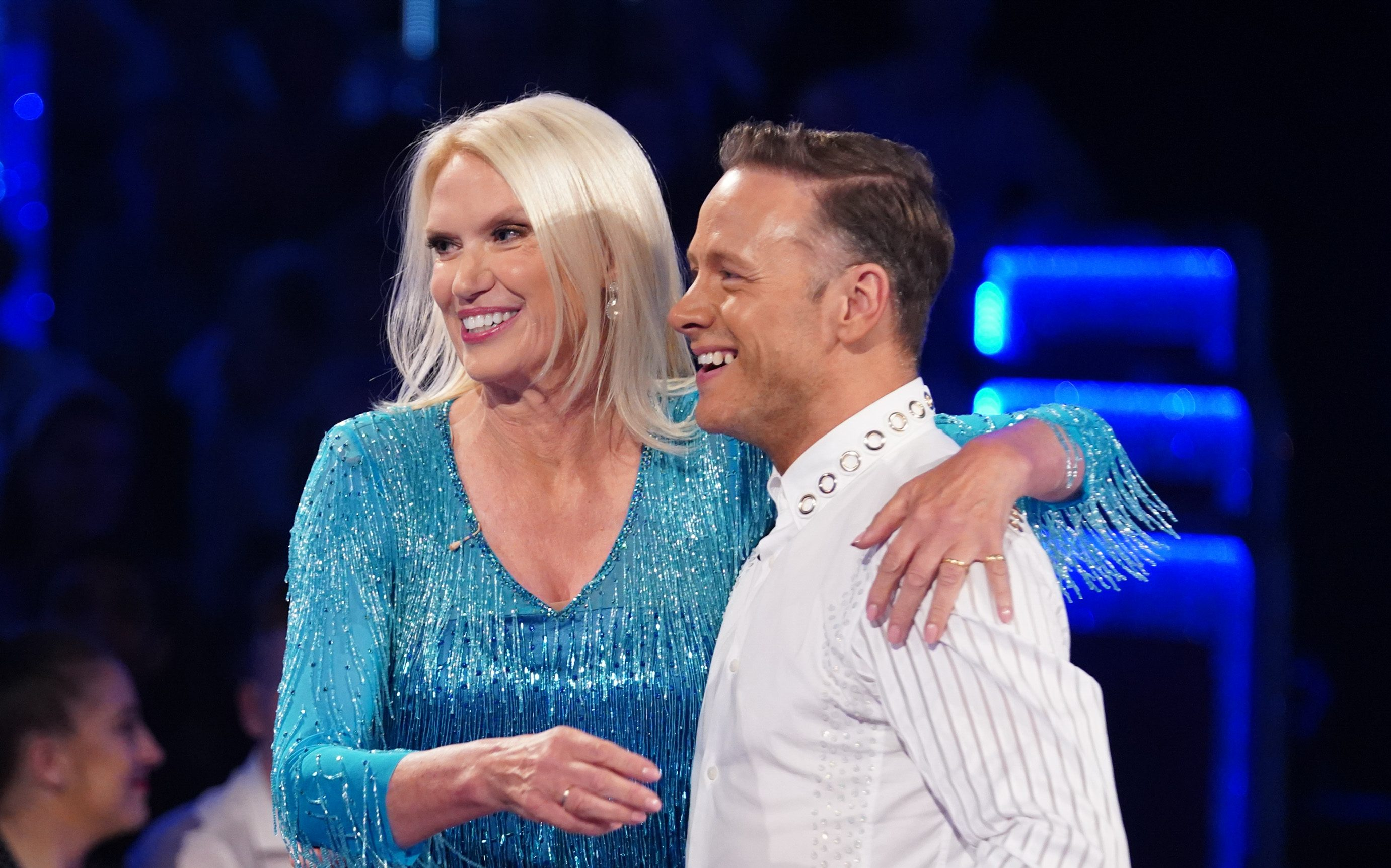 Strictly: Kevin Clifton responds to claims he's 'furious' about Anneka Rice pairing
