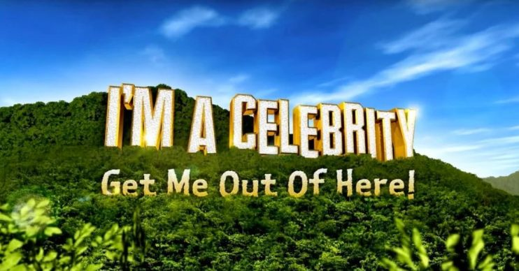 I'm A Celebrity - title card