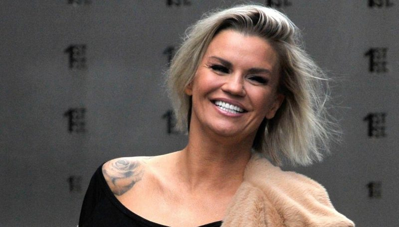 Kerry Katona's youngest daughter starts school despite being 'really poorly'