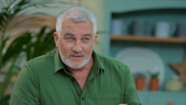 GBBO viewers horrified by how Paul Hollywood eats a burger!