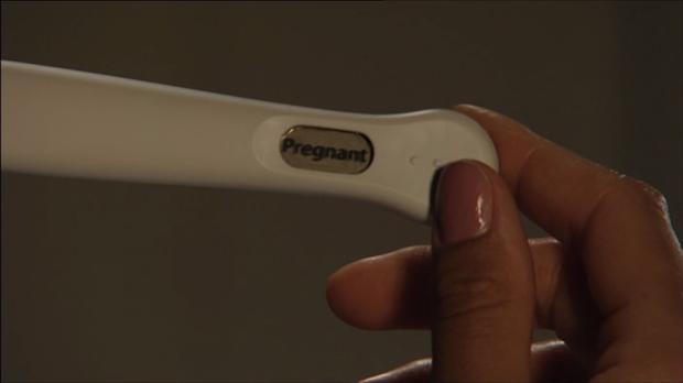 Chantelle pregnant EastEnders