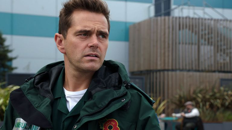 Casualty boss on Iain Dean's emotional exit and whether he'll ever return