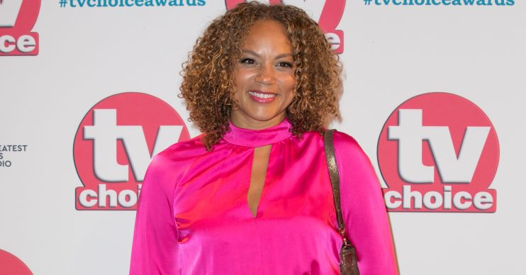 TV Choice Awards red carpet arrivals at London Hilton Featuring: Angela Griffin Where: London, United Kingdom When: 09 Sep 2019 Credit: Phil Lewis/WENN.com