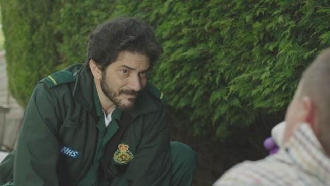 Uriel Emil Casualty paramedic Lev