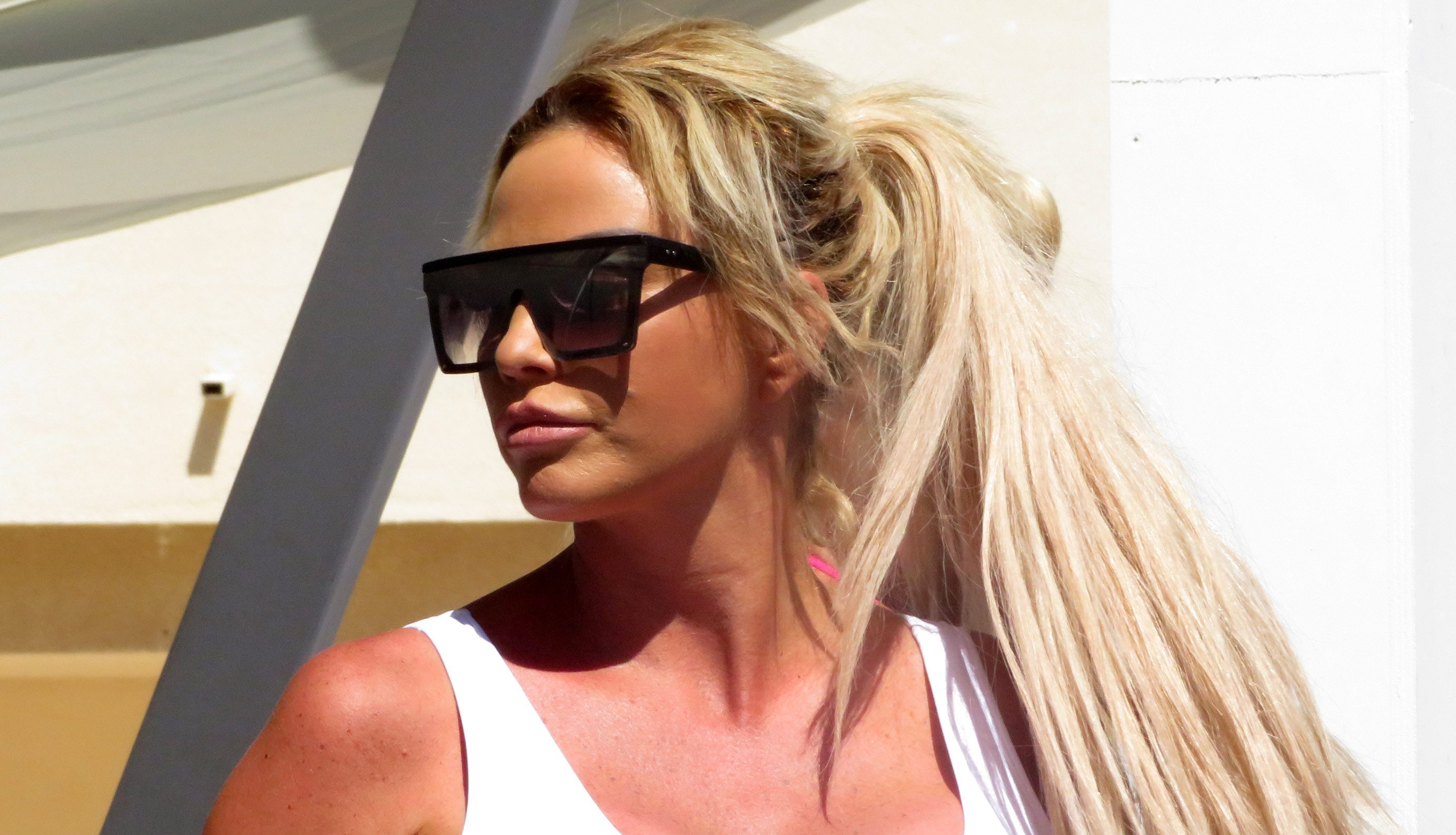 Katie Price to lose 'mucky mansion' home as she heads back to court?