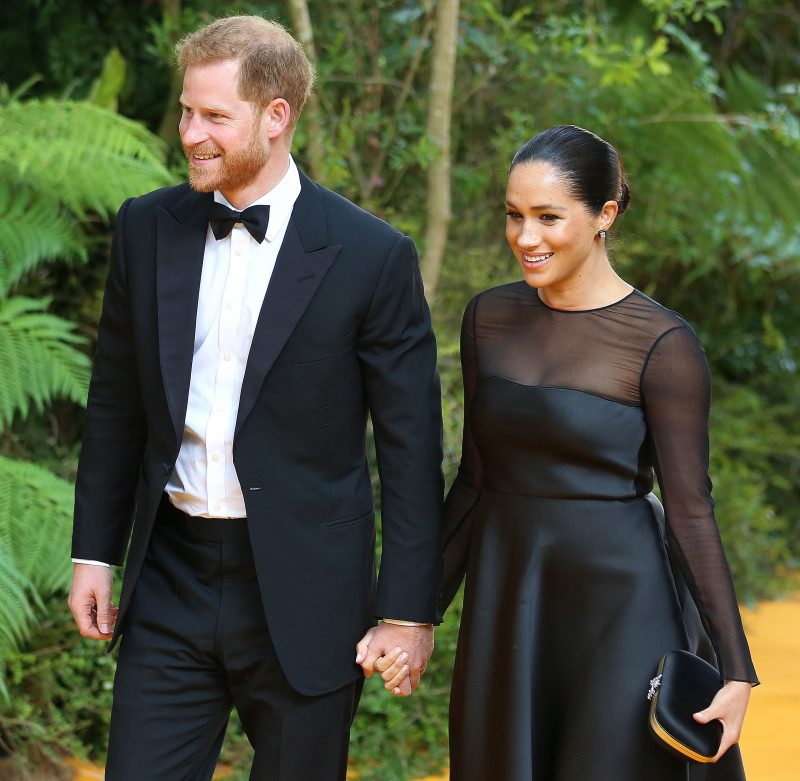 Meghan Markle returns from maternity leave to launch her new clothing line