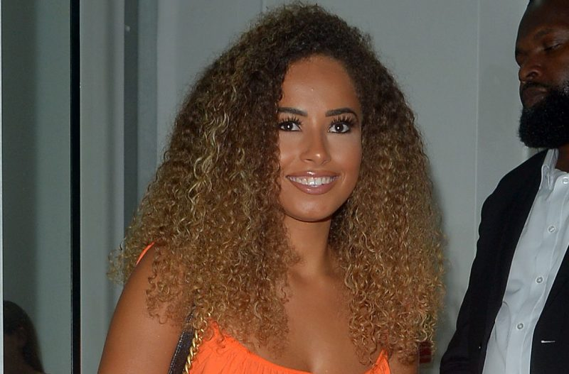 Love Island's Amber Gill signs deal with fashion site MissPap 'worth £1million'