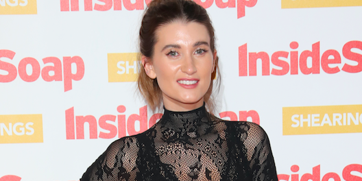 Charley Webb fans leap to her defence as troll makes nasty comment about her eyebrows