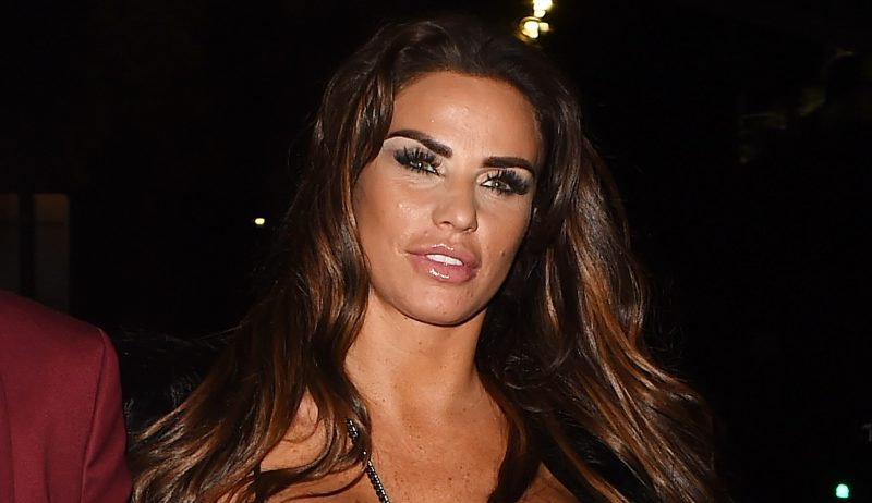 Katie Price has reportedly signed up for Celebrity SAS: Who Dares Wins