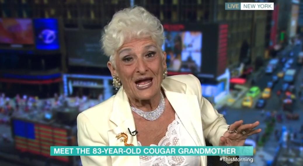 Cougar dating New York beste britiske dating apps 2014