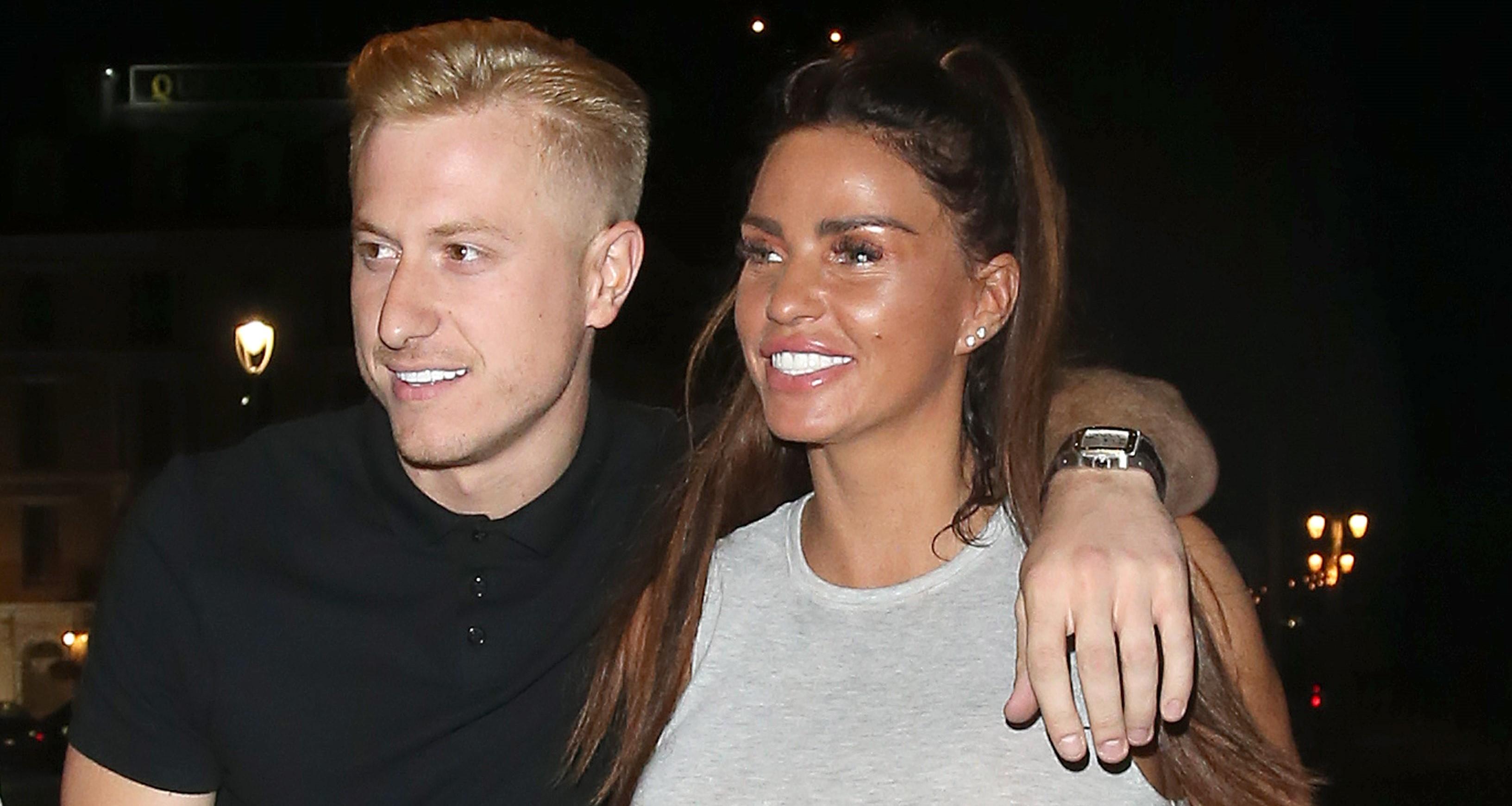 Katie Price 'demands ex Kris Boyson gives back half of his nose job'