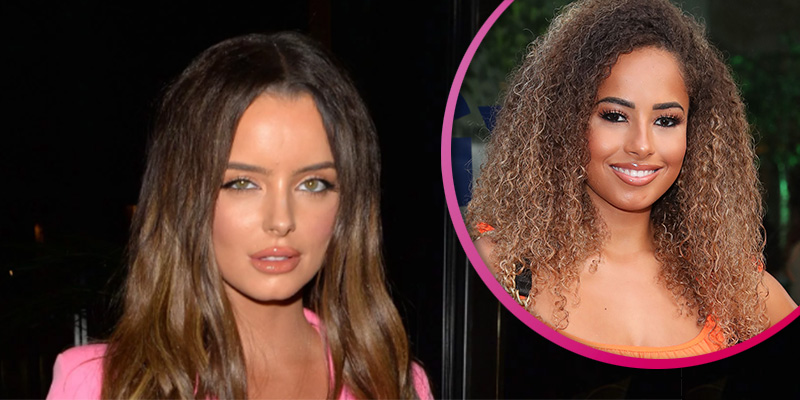 Maura Higgins slams claims she flirted with Greg O'Shea after Amber Gill split