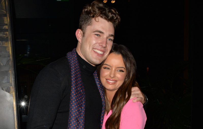 Love Island fans claim to have found 'proof' Maura Higgins and Curtis Pritchard's romance is fake