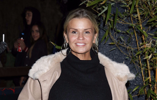 """Kerry Katona thought she was """"going to die"""" during flight after plane """"dropped"""""""