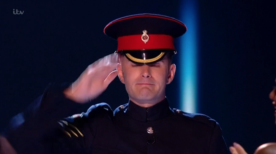 "Magician Richard Jones leaves BGT: The Champions fans ""crying like a baby"" over death of 99-year-old war hero"