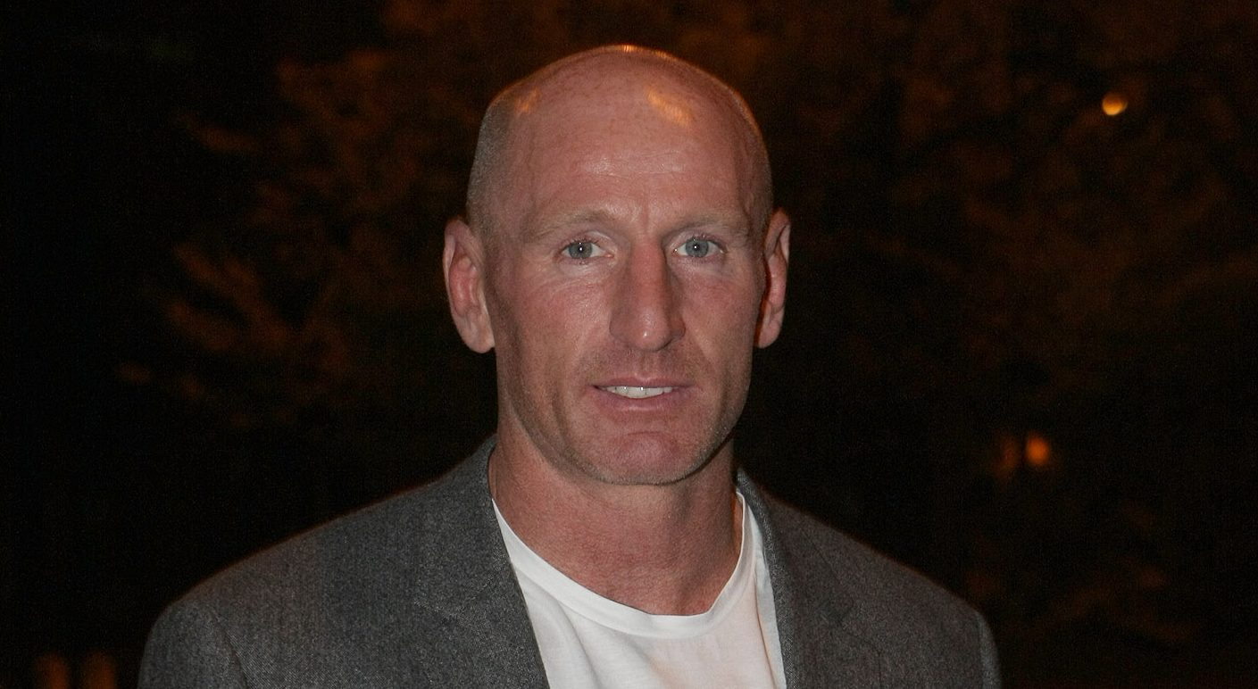 Rugby ace Gareth Thomas 'forced' to reveal he's living with HIV