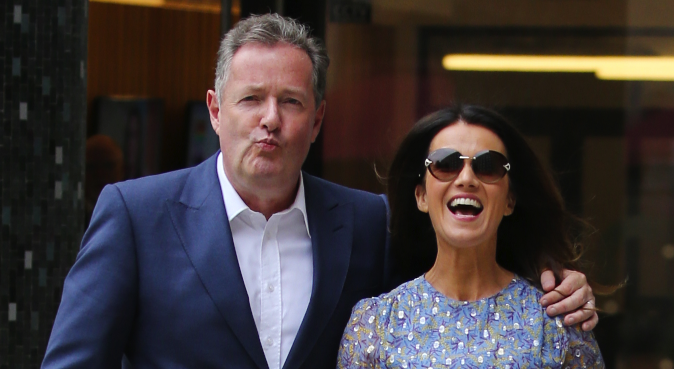 Piers Morgan and Susanna Reid reveal behind-the-scenes 'tension' on Good Morning Britain