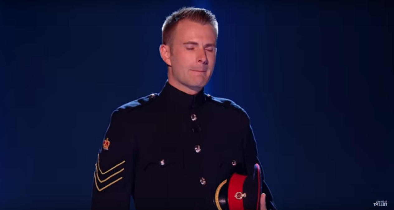 Britain's Got Talent viewers object to 'over the top' Richard Jones performance