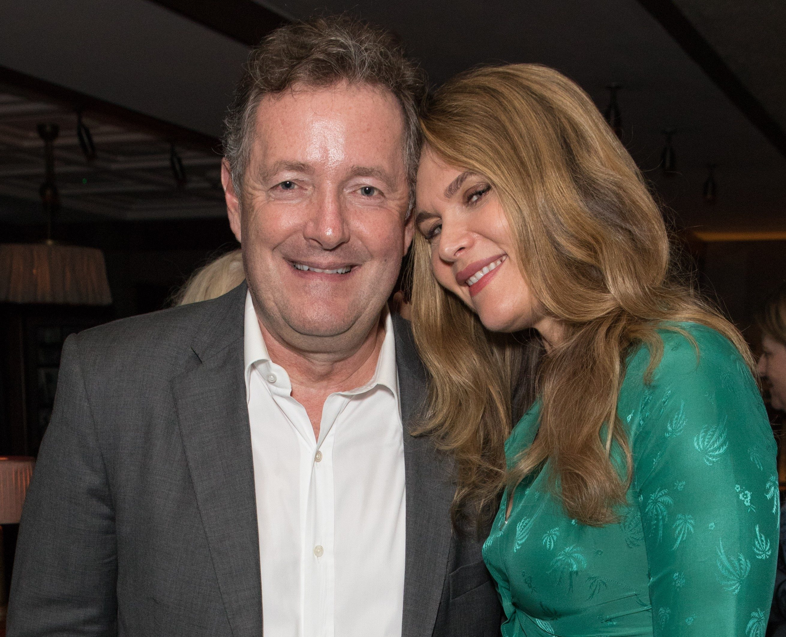 Piers Morgan family tree - sons, daughter and wife Celia Walden