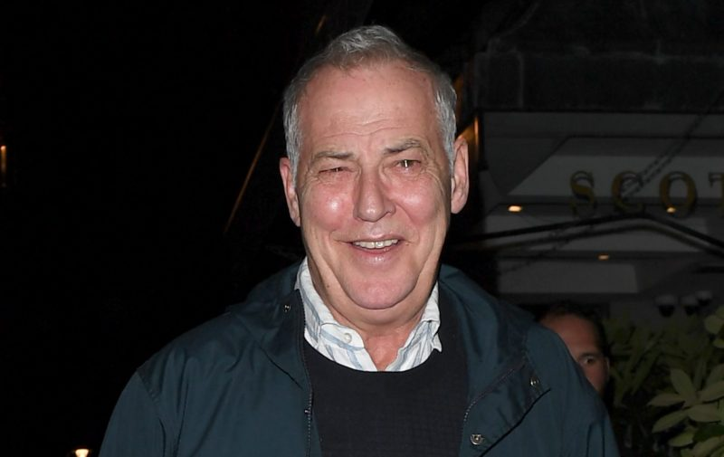 TV presenter Michael Barrymore reportedly set to compete on Dancing On Ice