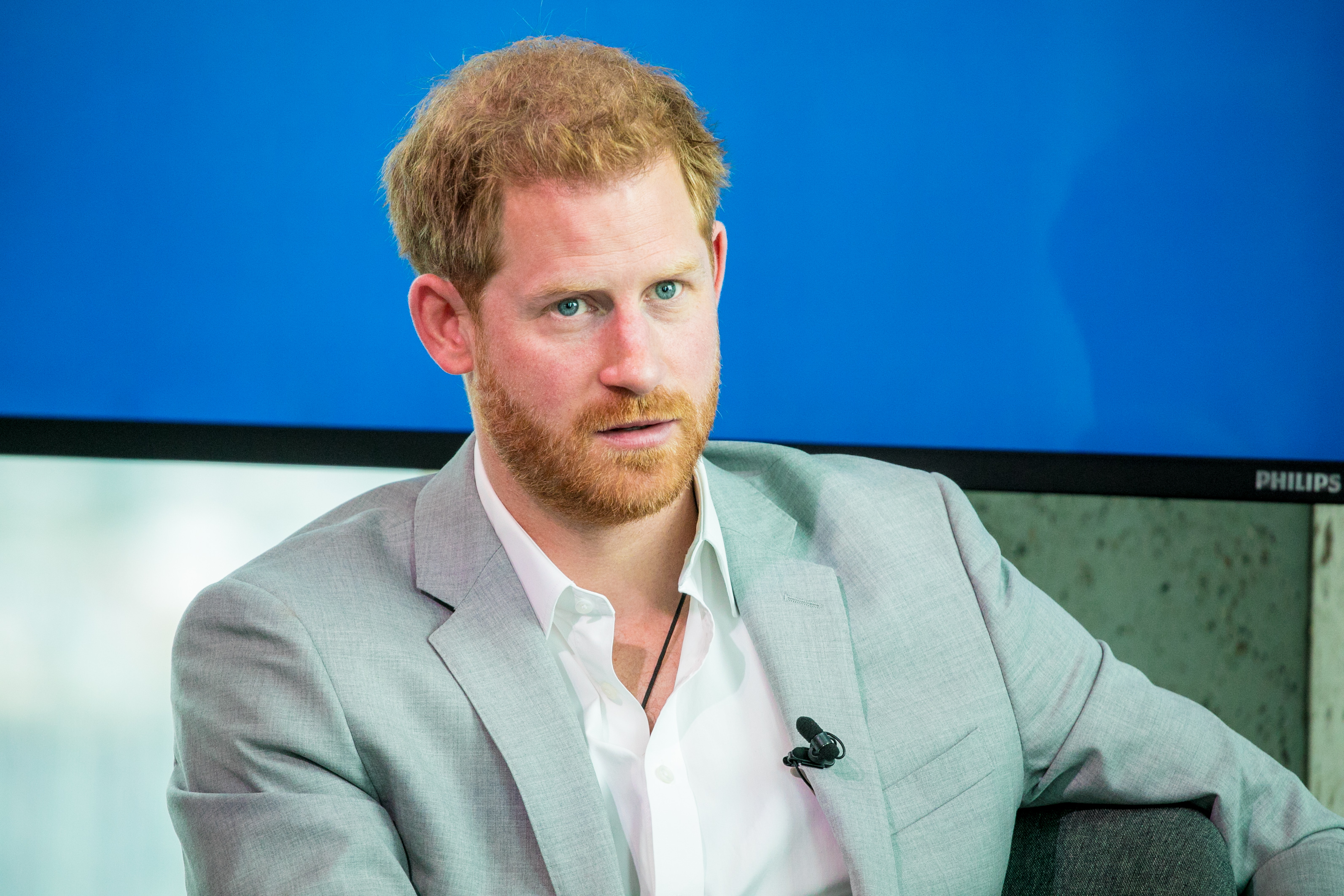 Prince Harry 'appalled' friend Gareth Thomas was forced to share HIV news