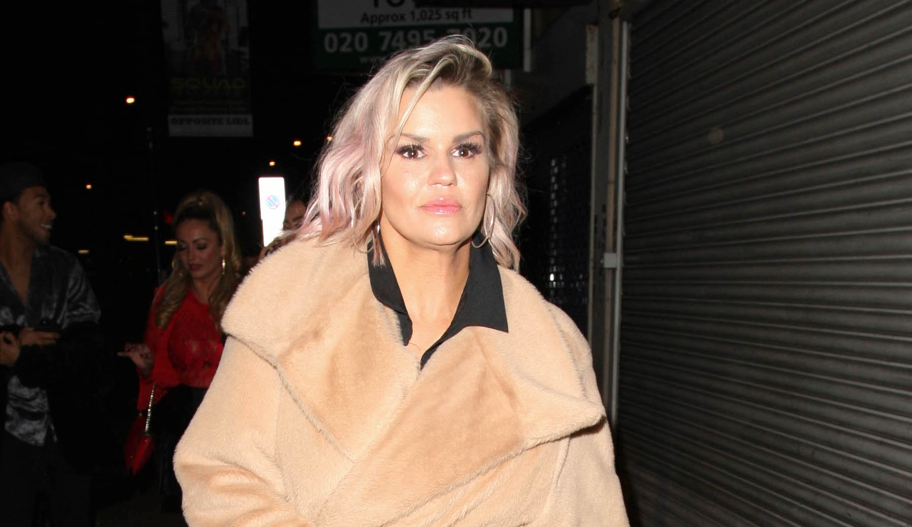 Kerry Katona claims she has spoken to late ex George Kay from 'beyond the grave'