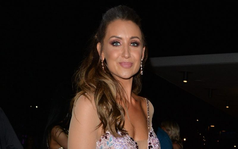 Strictly Come Dancing: Catherine Tyldesley shows off sophisticated new hairstyle ahead of first live show