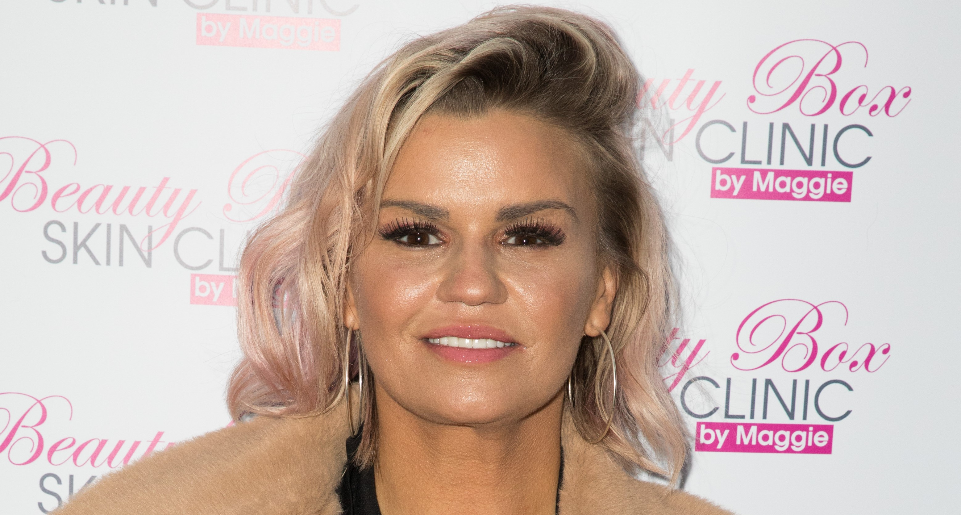 Kerry Katona shares loved-up photos as boyfriend whisks her away on romantic holiday
