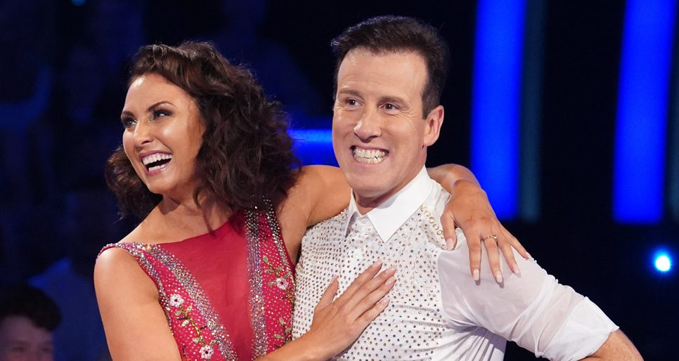 Strictly Come Dancing: Anton du Beke jokes he could win as partner Emma Barton has 'her own teeth'