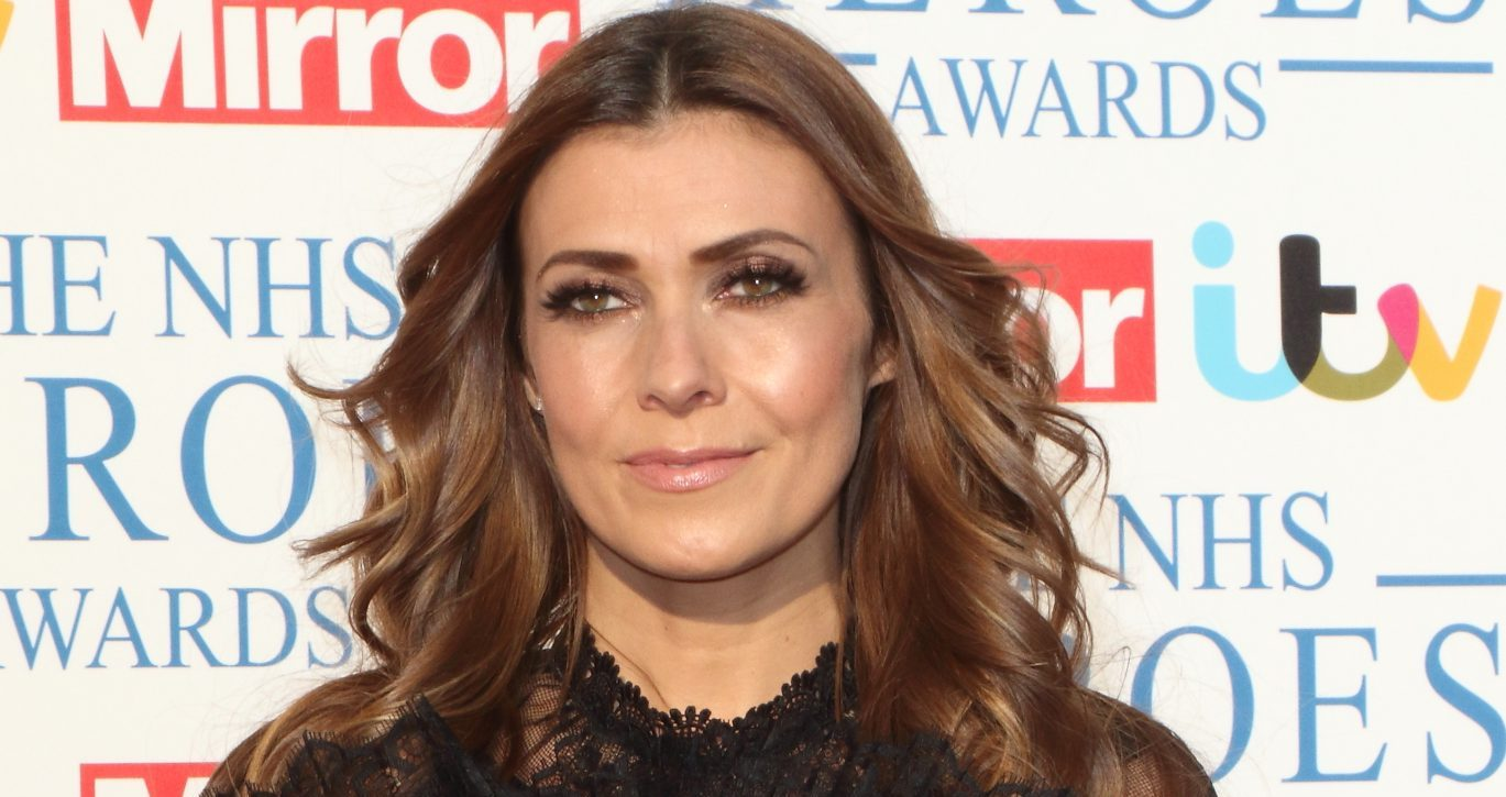Kym Marsh says the recovery process will 'kill her' after operation
