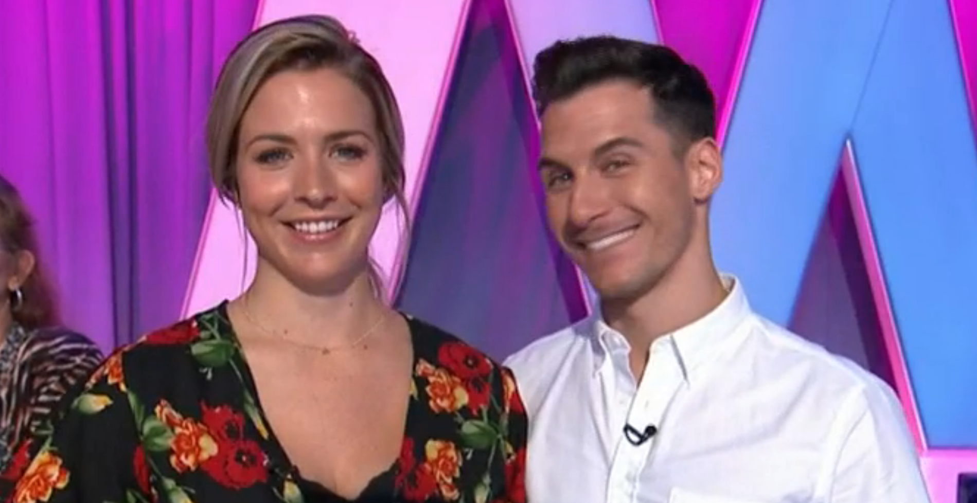Strictly's Gorka Marquez reveals he was 'scared' as Gemma Atkinson suffered a 'massive' bleed after giving birth