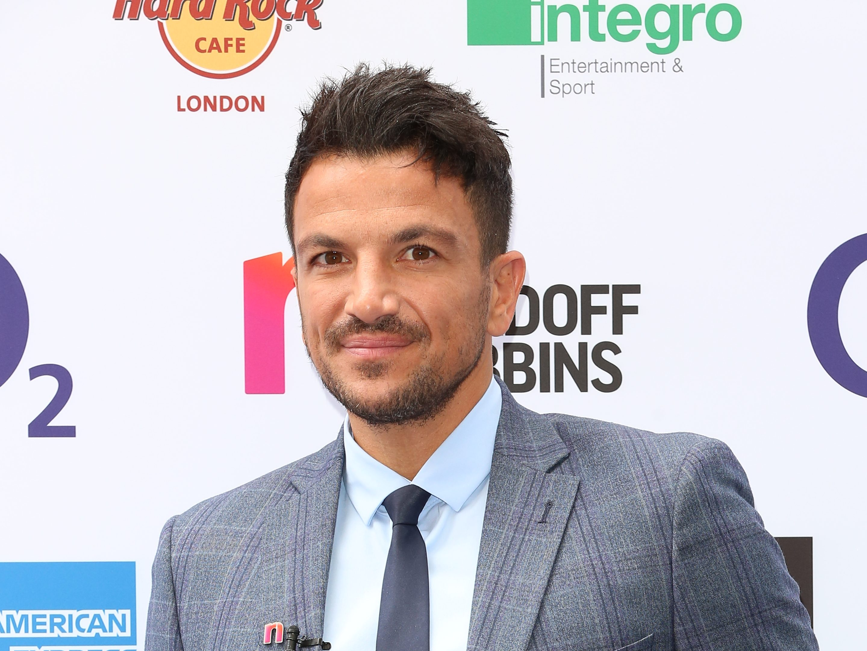 Peter Andre shares sweet picture of his two daughters bonding