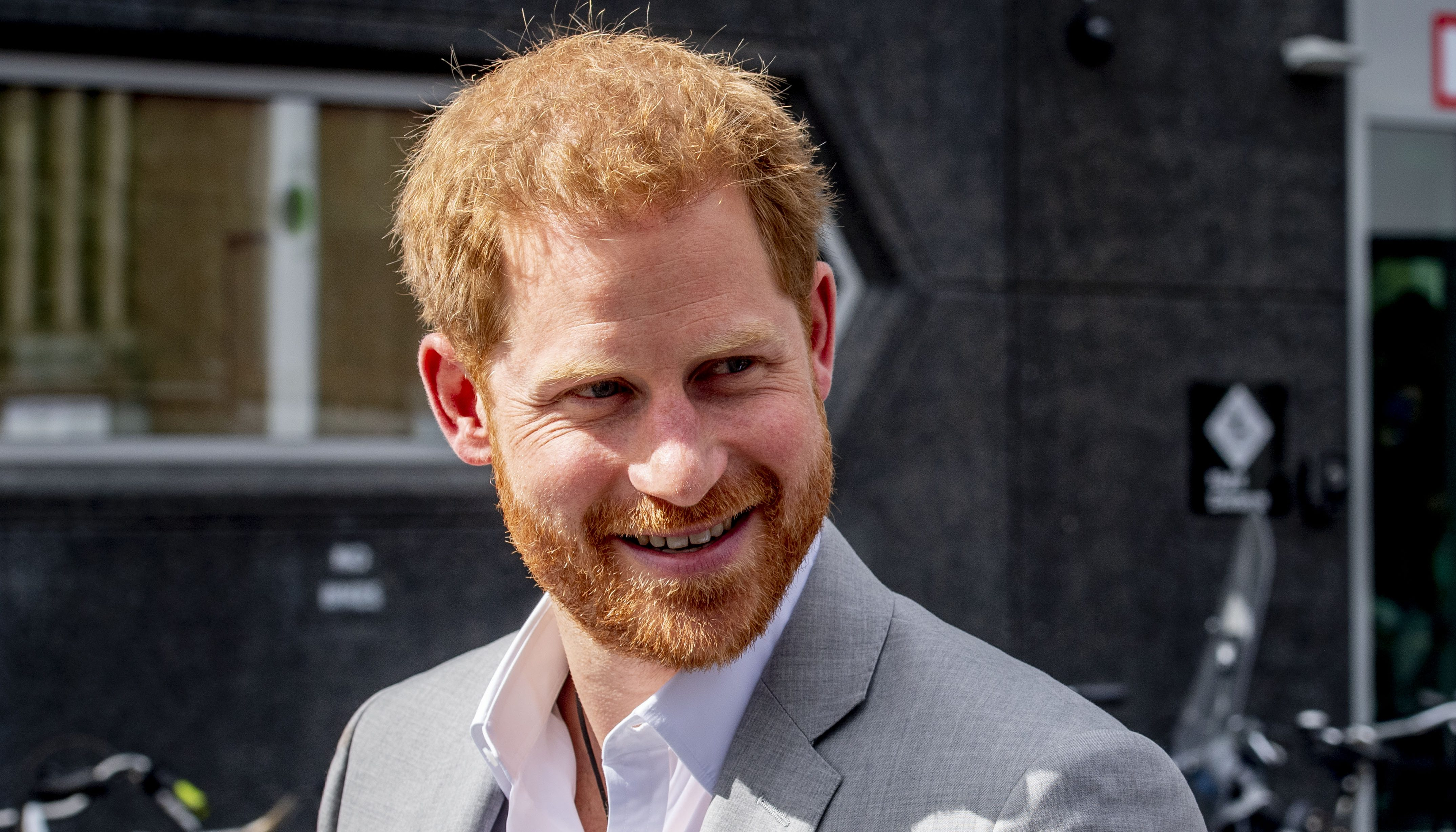 Prince Harry teams up with Oprah Winfrey for mental health TV series