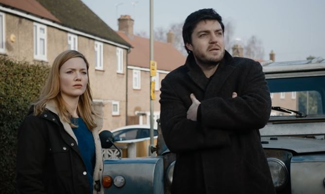 Actors Holliday Grainger and Tom Burke to star in Strike: Lethal White