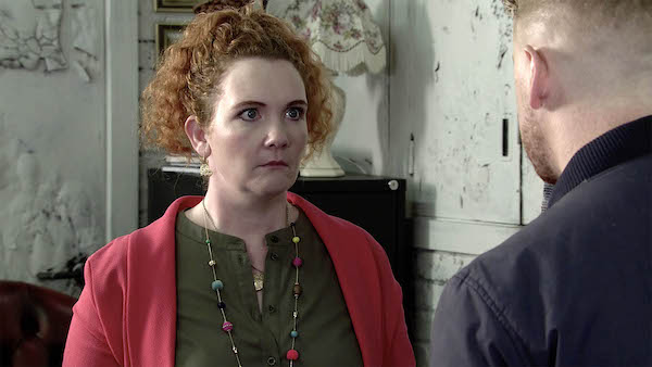 Coronation Street SPOILERS: Fiz Brown to be replaced?