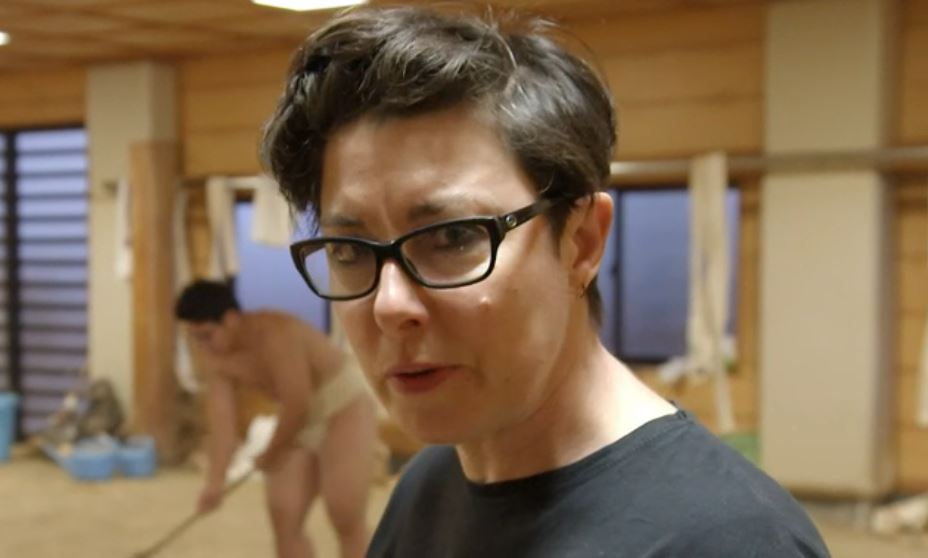 Japan with Sue Perkins on BBC divides viewers as some brand it 'appalling' and others 'brilliant'