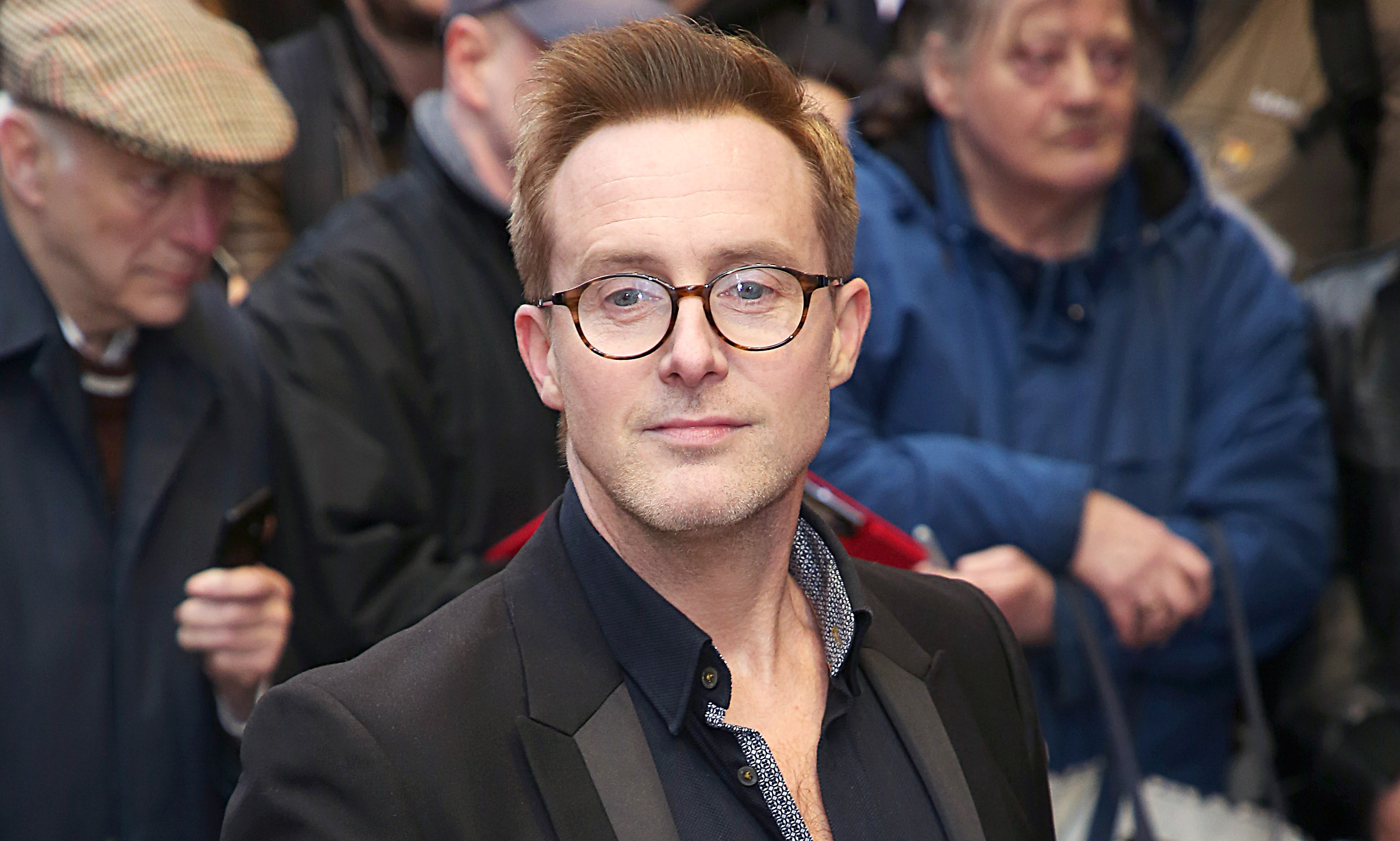 """The BBC turned down Ian 'H' Watkins request for """"same-sex parter"""" when he was on Tumble"""
