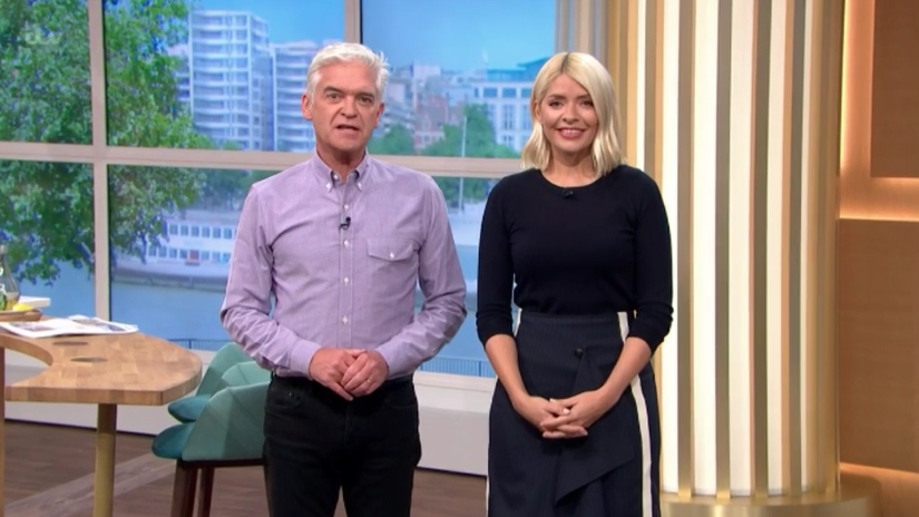 Phil and Holly on This Morning