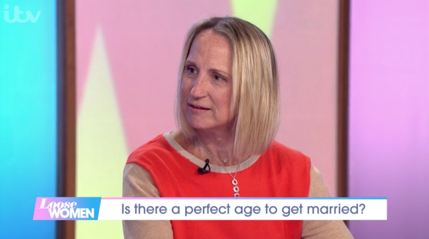 Loose Women's Carol McGiffin slams ex-husband Chris Evans and says he was 'very manipulative and persuading'