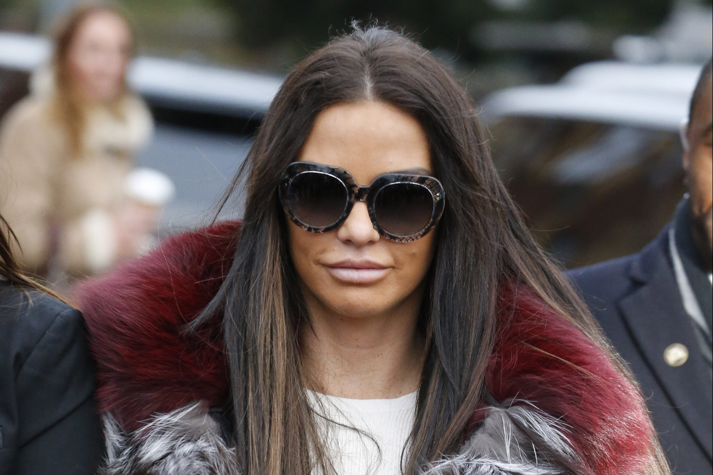 Katie Price 'terrified ex will leak intimate photos' following split