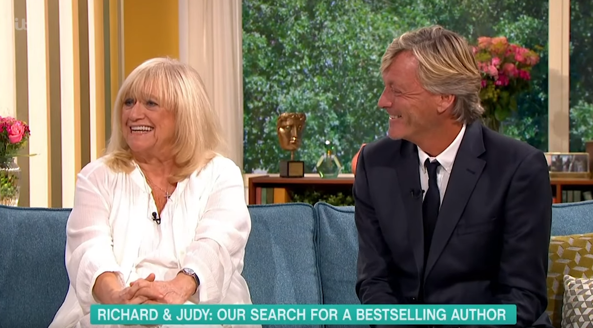 Richard and Judy set for return to famous TV sofa